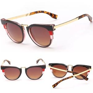 Contrast Sunnies with UV400 Protection